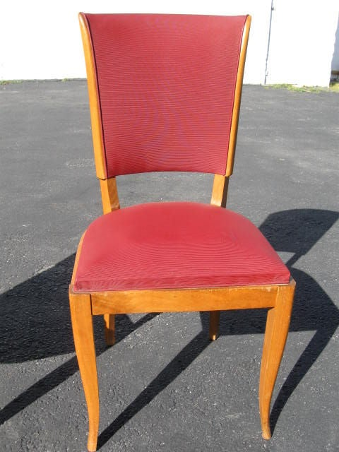 Set of 6 1940's Dining chairs. contact us for more info
