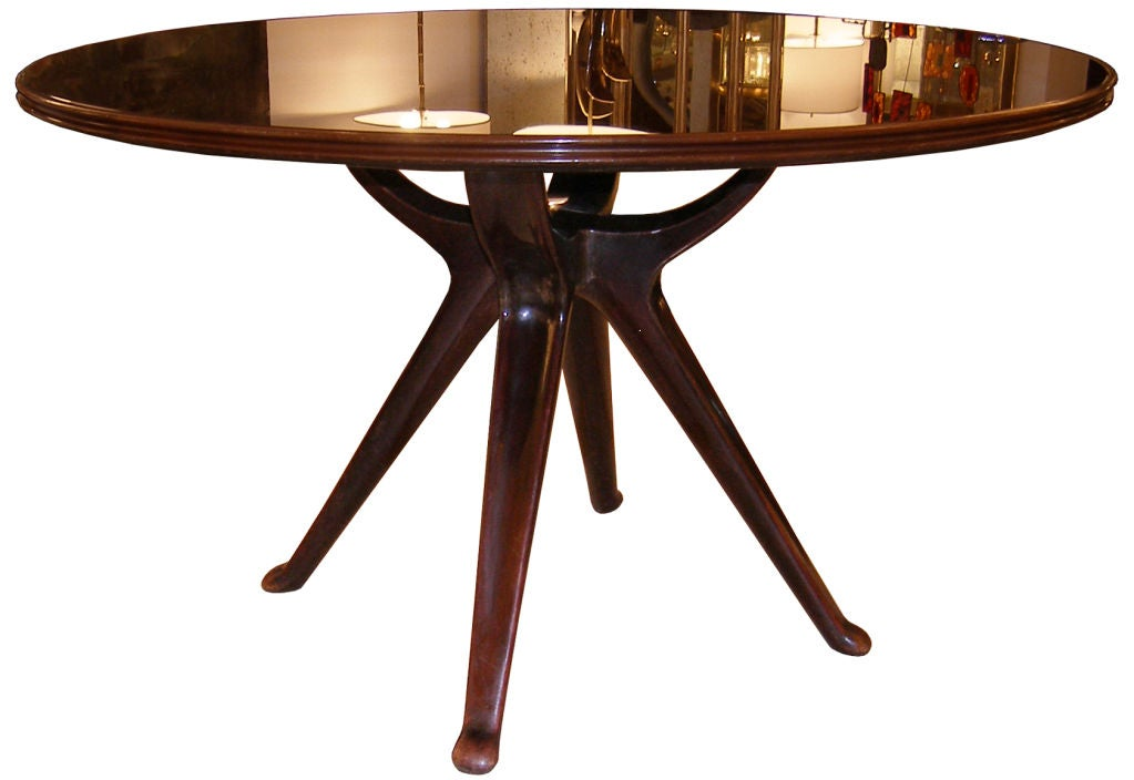 Eero Saarinen Style Tulip Table Images Walnut