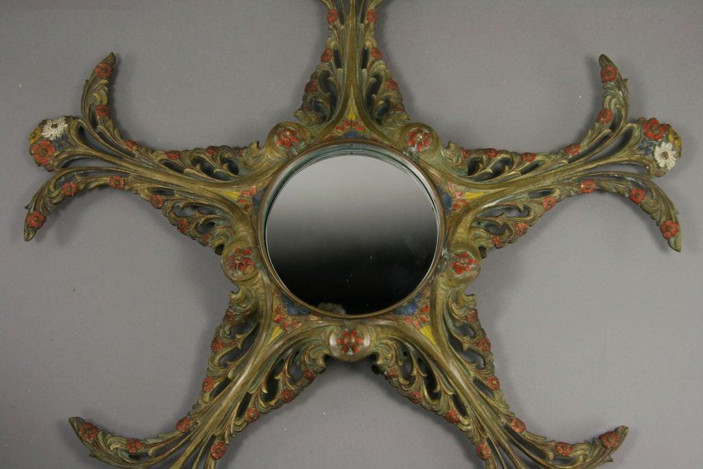 Late 19th Century Art Mirror 3