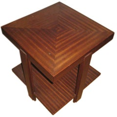 Square Deco Coffee Table