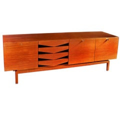 Light Mahogany Sideboard