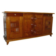 Breizh Movement Cherry Sideboard