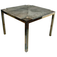 Large Game Table by Jansen
