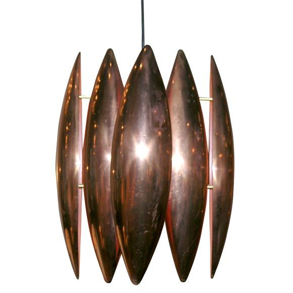 Louis Weisdorf Ceiling Light