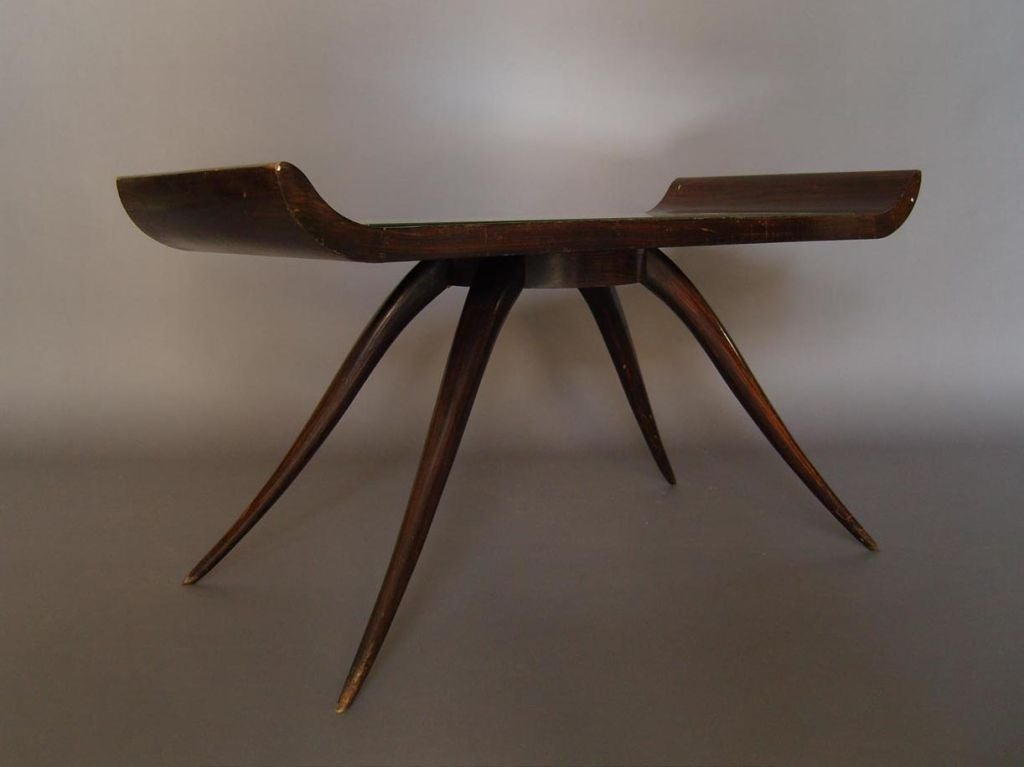 French Art Deco Coffee Side Table For Sale At 1stdibs