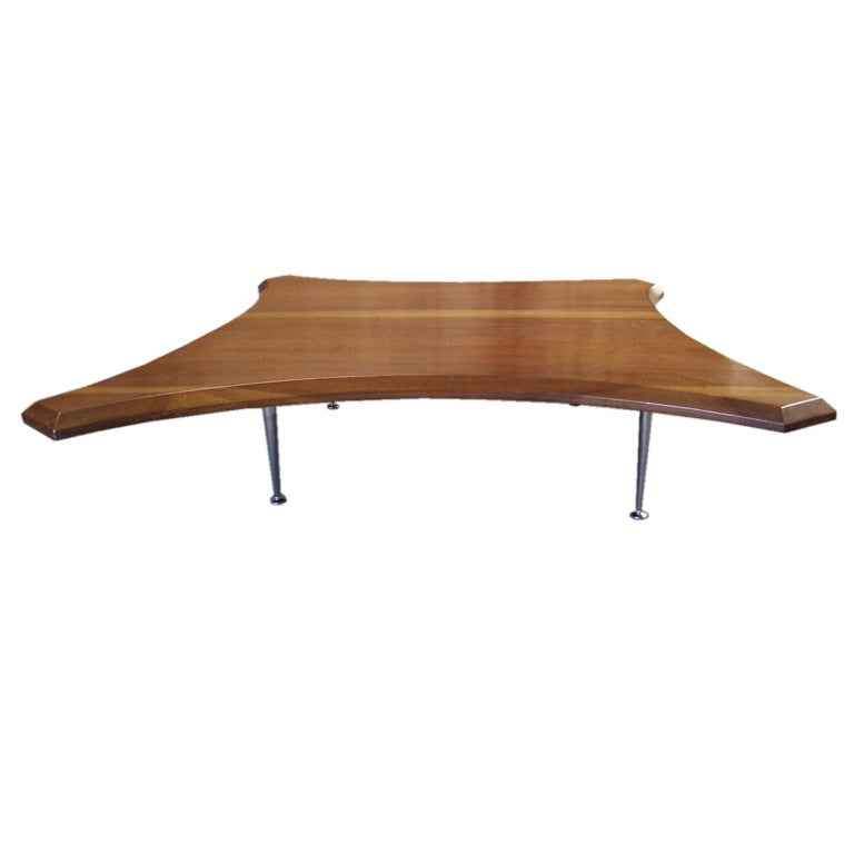 Unusual free form coffee table at 1stdibs for Coffee tables quirky