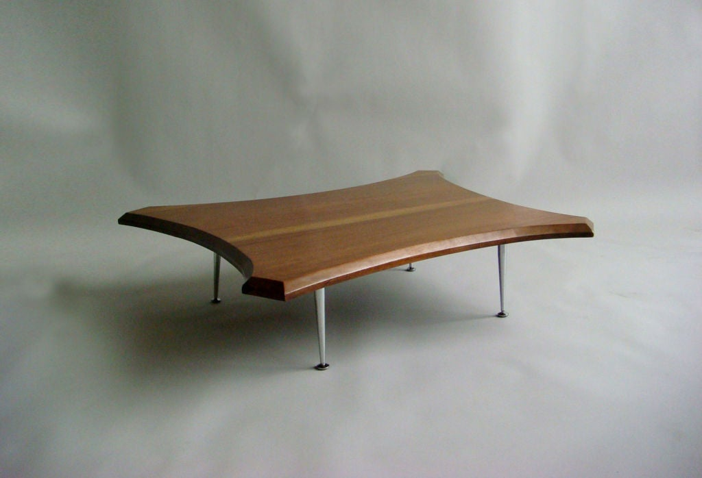 Unusual free form coffee table at 1stdibs for Quirky coffee tables