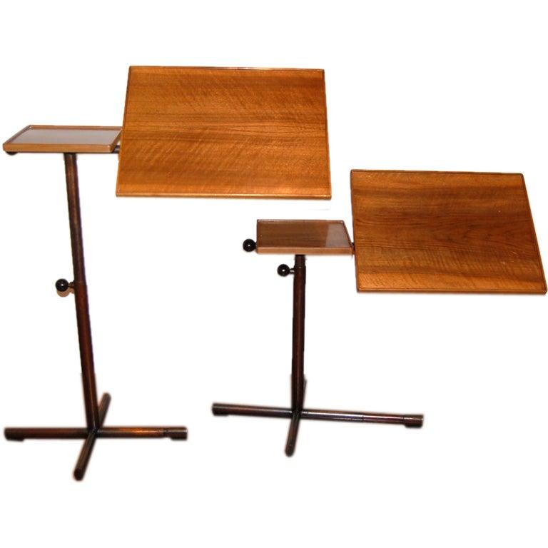 Adjustable Side Table For Recliner