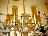 Exceptional Czech Art Deco Chandelier thumbnail 4