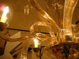 Exceptional Czech Art Deco Chandelier thumbnail 5