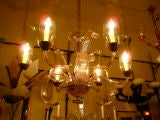 Exceptional Czech Art Deco Chandelier thumbnail 6
