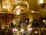 Exceptional Czech Art Deco Chandelier thumbnail 8