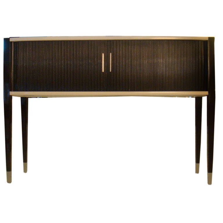 Deco Style Sideboard By Richard Plummer For Sale
