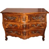 18th c. Walnut Commode