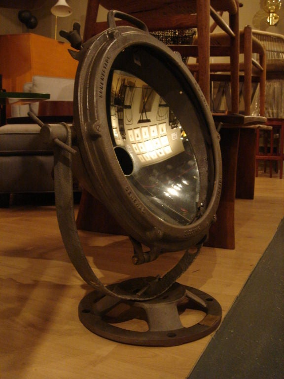 1920s Vintage Cast Iron Lantern By General Electric At 1stdibs