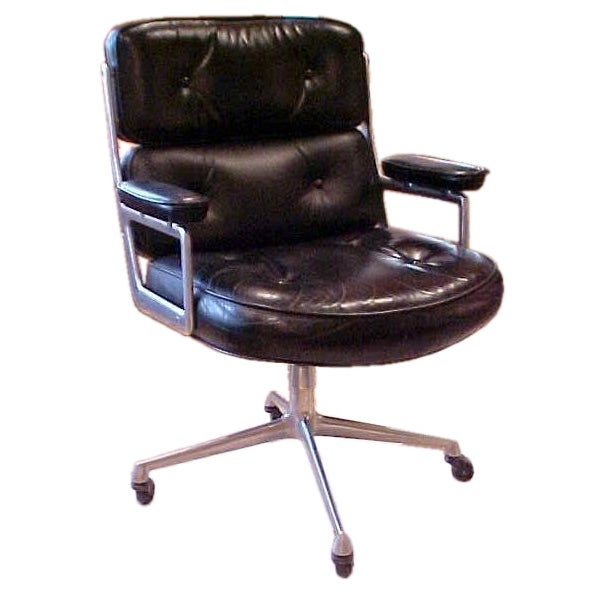 vintage herman miller desk chair