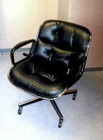 Delicieux Vintage Pollack Desk Chair By Knoll International For Sale