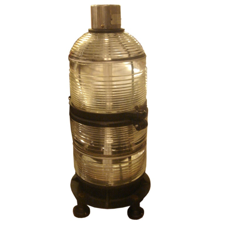 Vintage Industrial Beacon Light By Crouse Hinds At 1stdibs