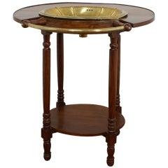 Vintage Mahogany Wash Stand