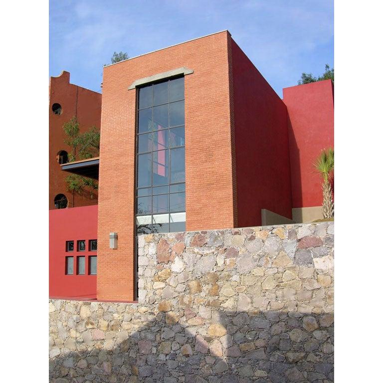 Spectacular Modernist Home in San Miguel de Allende