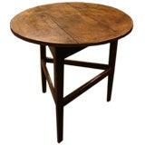 Antique Welsh Cricket Table