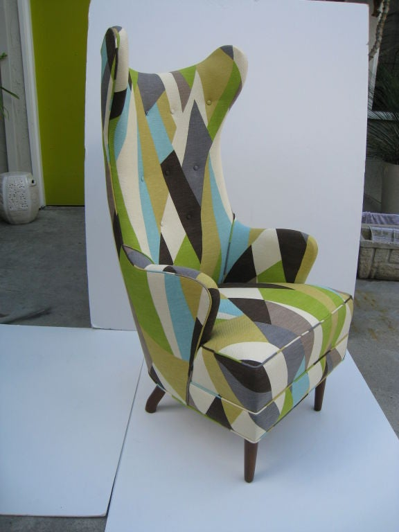 Pair of Milano Chairs 2