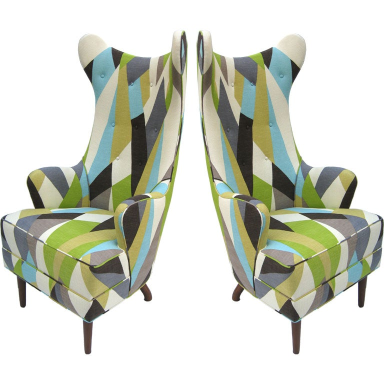 Downtown - Pair of Milano Chairs