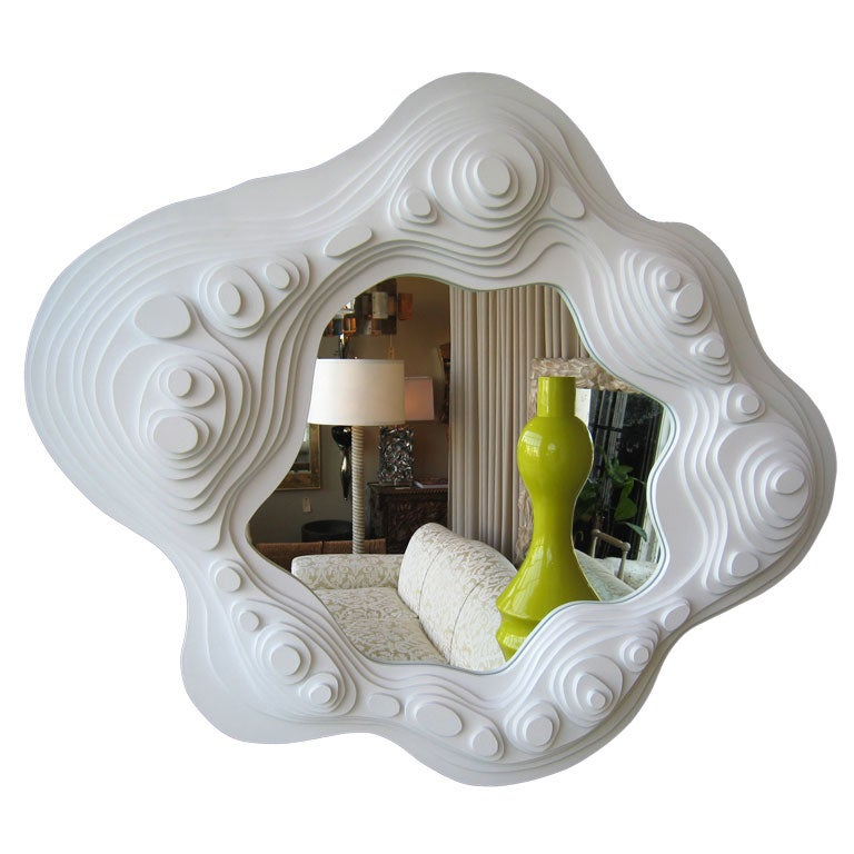 Downtown Classics Collection Plateau Mirror For Sale