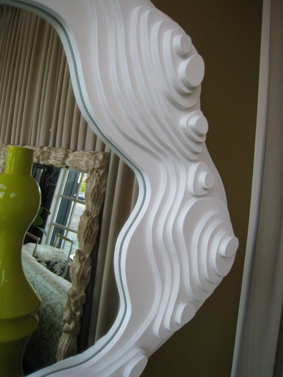 Downtown Classics Collection Plateau Mirror For Sale 1