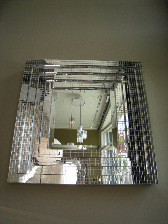 Downtown Classics Collection Studio Mirror For Sale 1