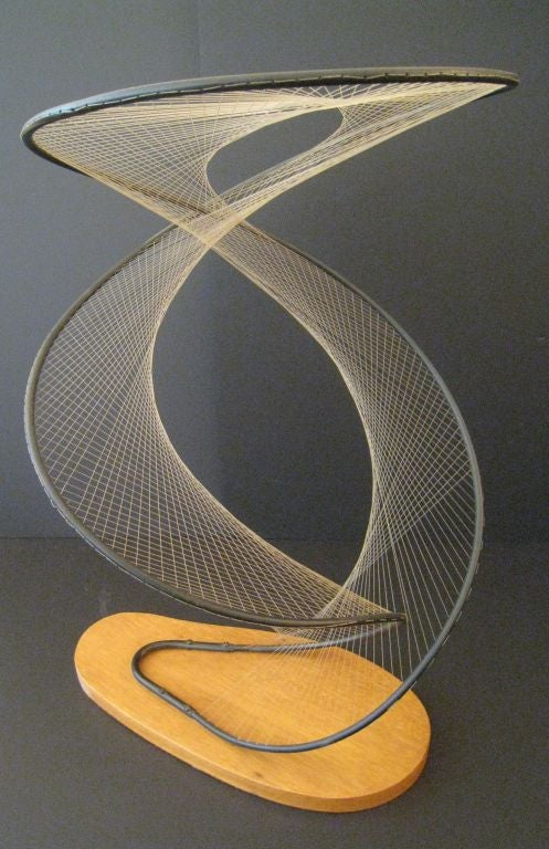 1960s  Iron Sculpture image 3