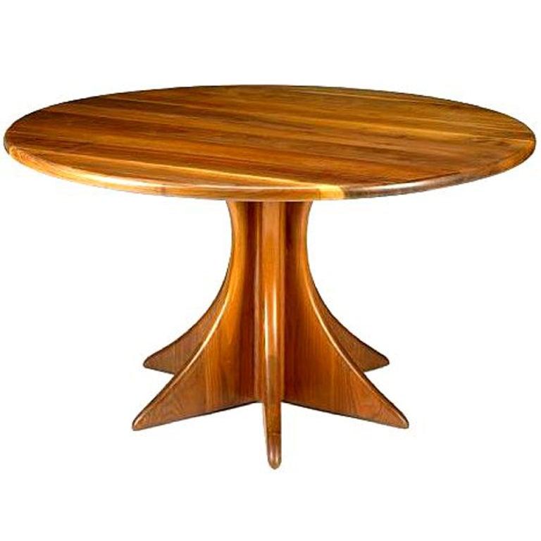 Sam Maloof Dining Table 1