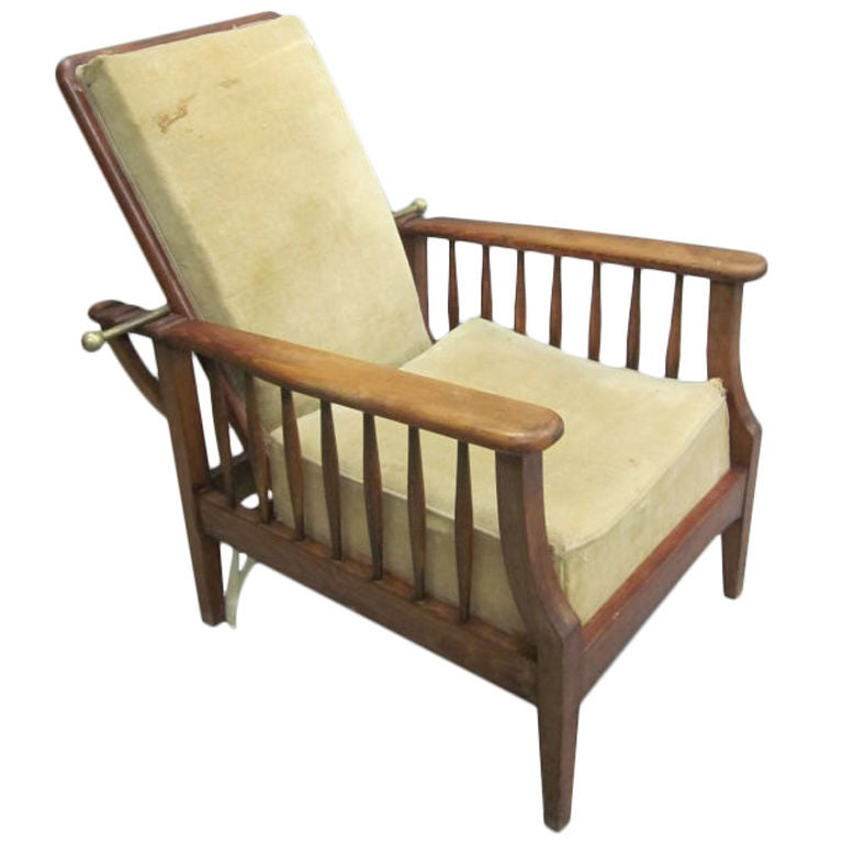 2 Classic 'William Morris' Armchairs at 1stdibs