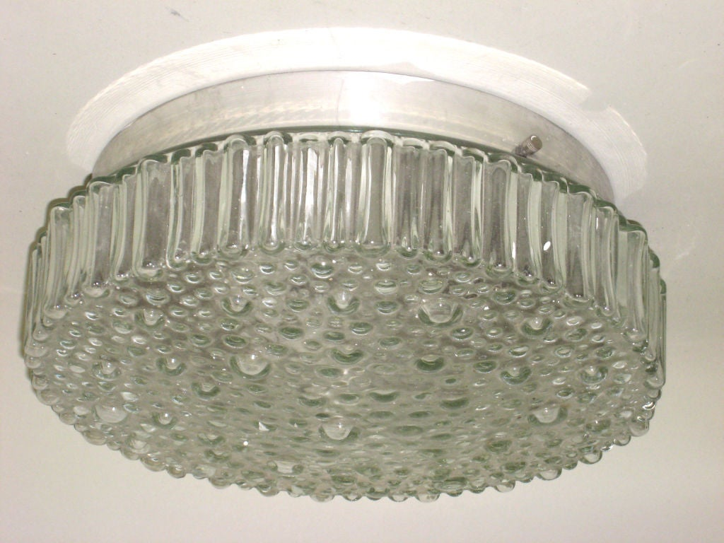 one murano glass ceiling fixtures wall sconce by mazzega. Black Bedroom Furniture Sets. Home Design Ideas