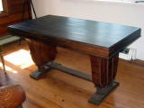 French Art Deco Desk / Table