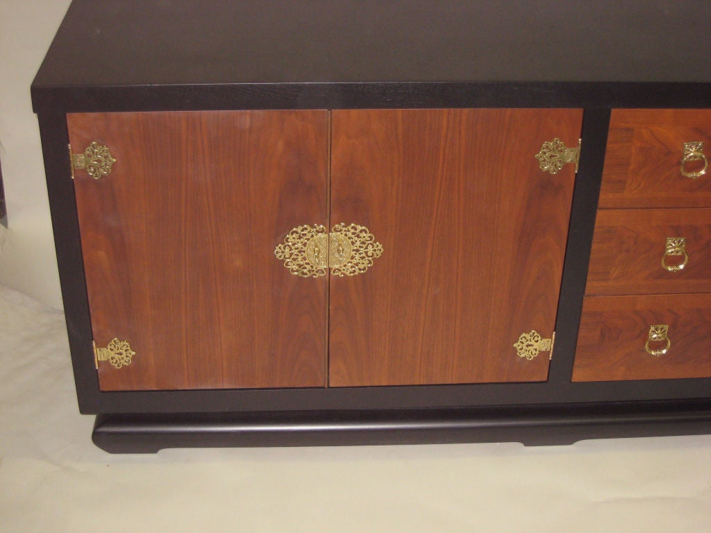 Italian Mid-Century Modern Dresser, Chest of Drawers or Credenza 2