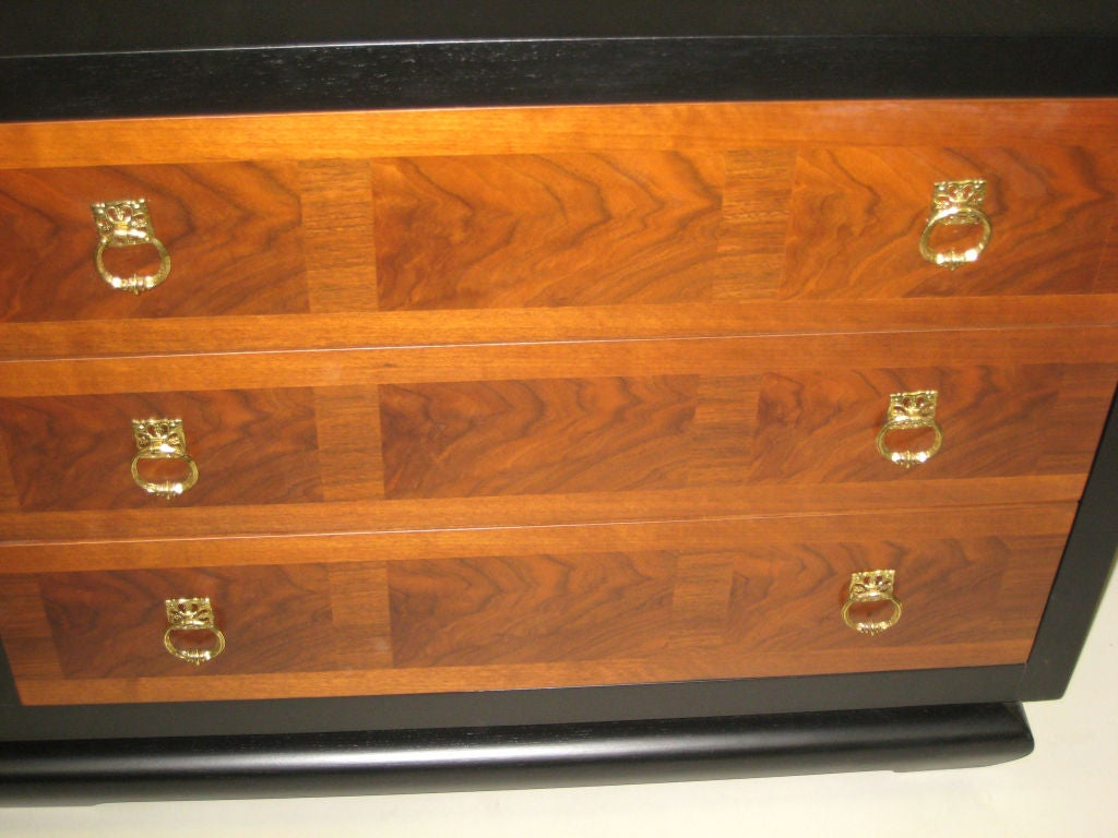 Italian Mid-Century Modern Dresser, Chest of Drawers or Credenza 3