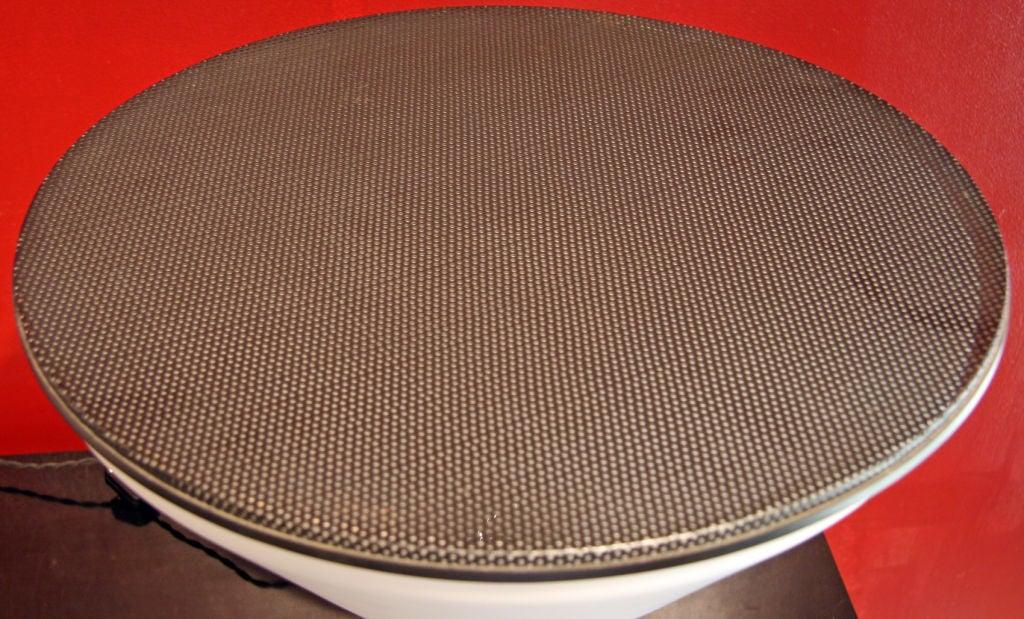 20th Century Fontana Arte Table Lamp Designed by Gregotti Associati For Sale