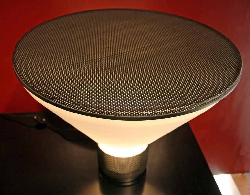 Fontana Arte Table Lamp Designed by Gregotti Associati For Sale 1