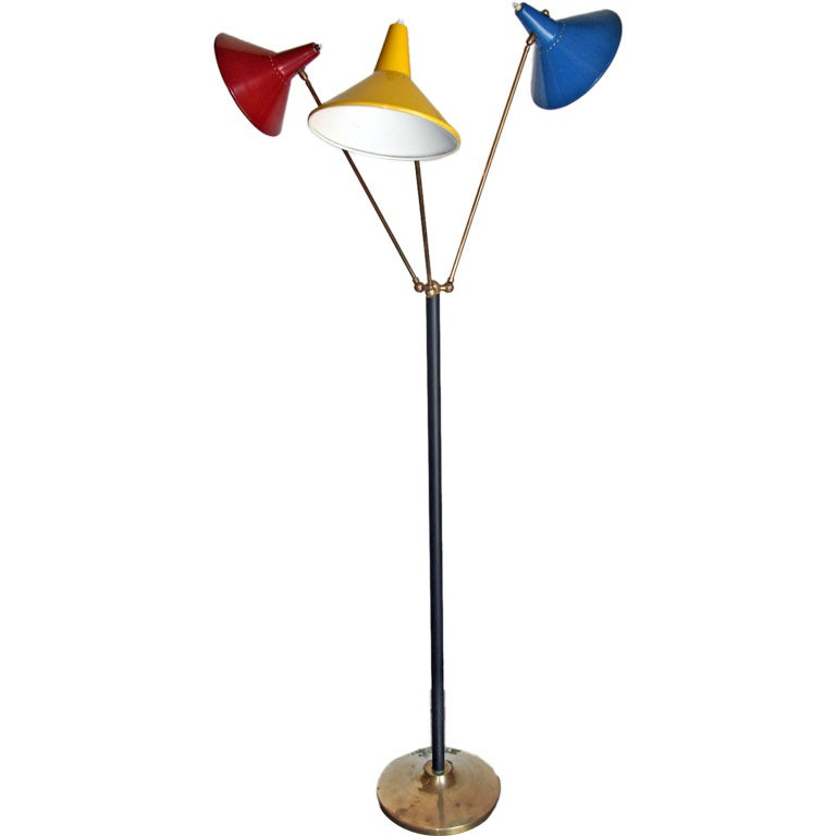 this 950 39 s multi arm italian floor lamp is no longer available. Black Bedroom Furniture Sets. Home Design Ideas