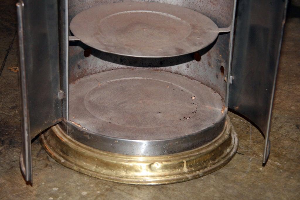 Dinner Plate Warmer ~ Plate warmer at stdibs