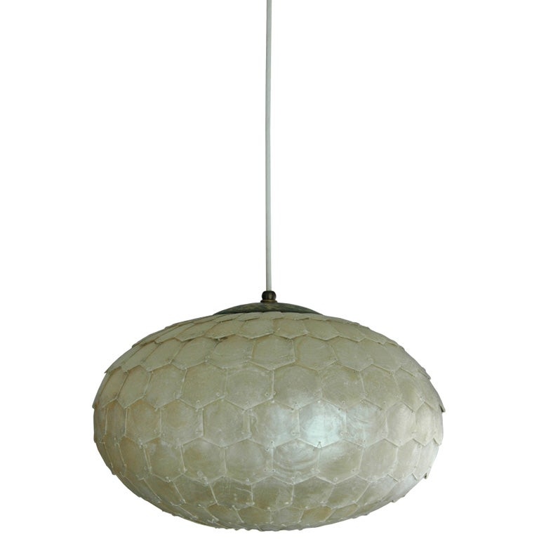this capiz shell pendant is no longer available. Black Bedroom Furniture Sets. Home Design Ideas