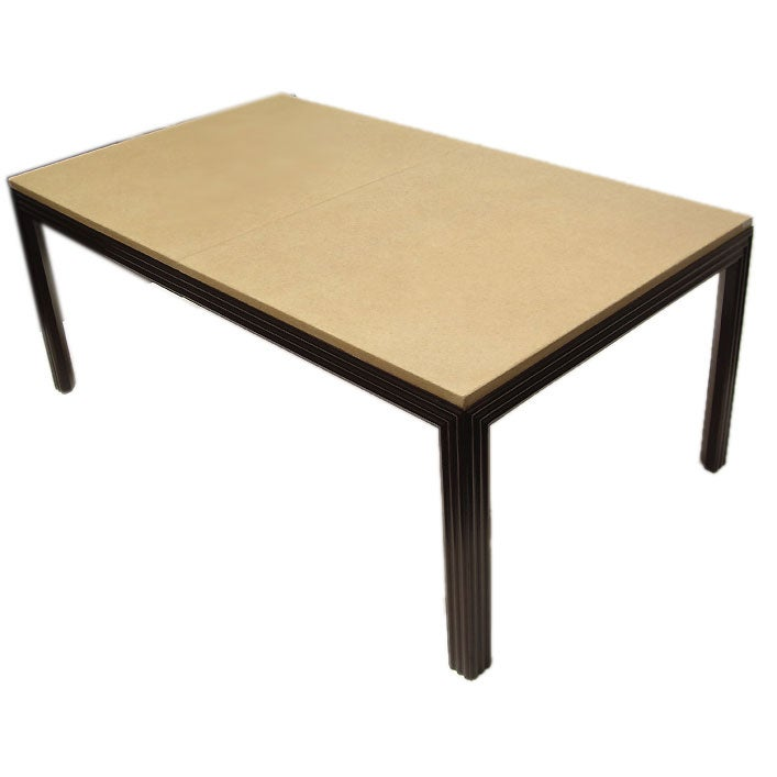 Cork Top Dining Table Designed By Paul Frankl 1