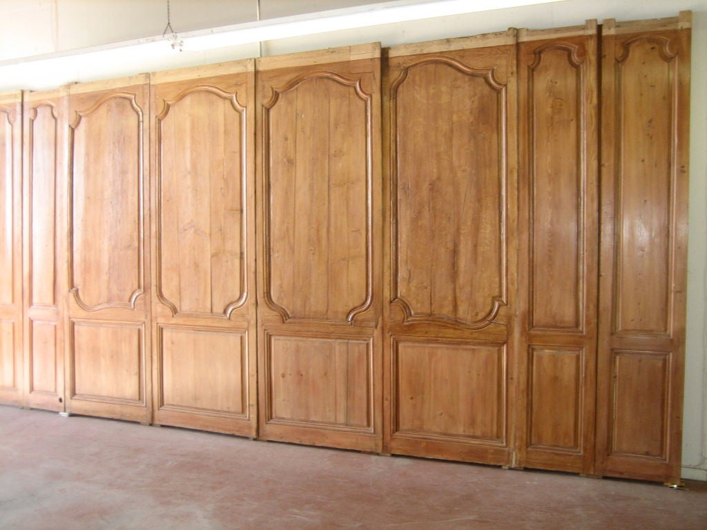 18th century french boiserie paneling for sale at 1stdibs. Black Bedroom Furniture Sets. Home Design Ideas
