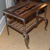 Early 19th Century English Steel Trivet