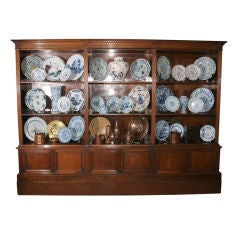 19th Century English Bookcase by Edwards and Roberts