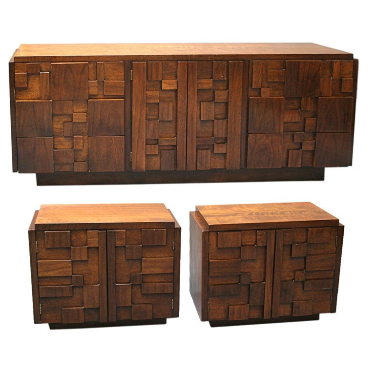 lane bedroom set at 1stdibs