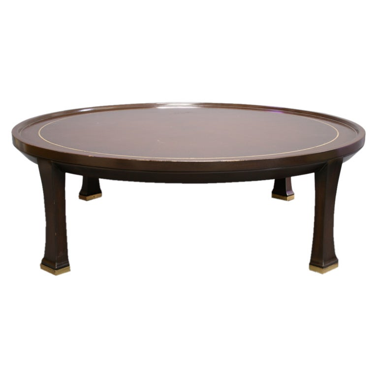 Michael taylor for baker coffee table at 1stdibs Baker coffee table