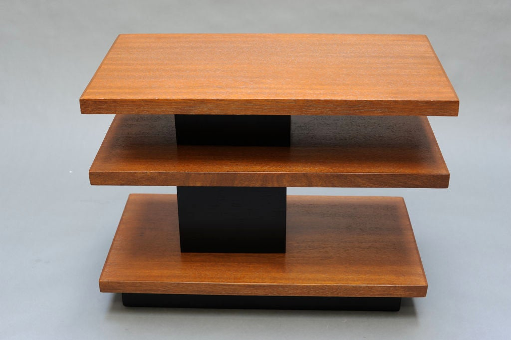 Pair of Luther Conover Side Tables at 1stdibs