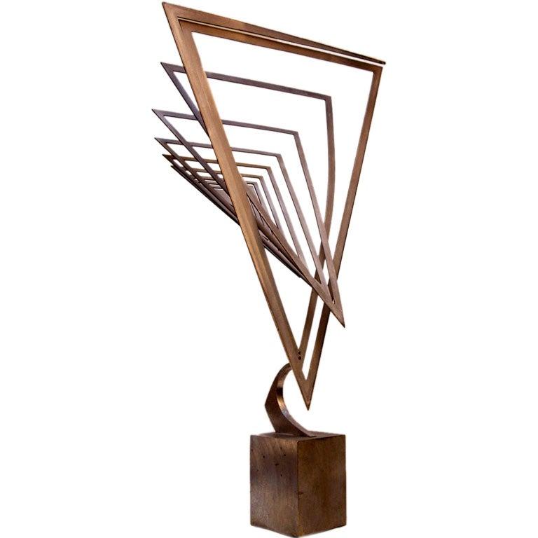Jerome Kirk Kinetic Sculpture Vibrant 1967 At 1stdibs